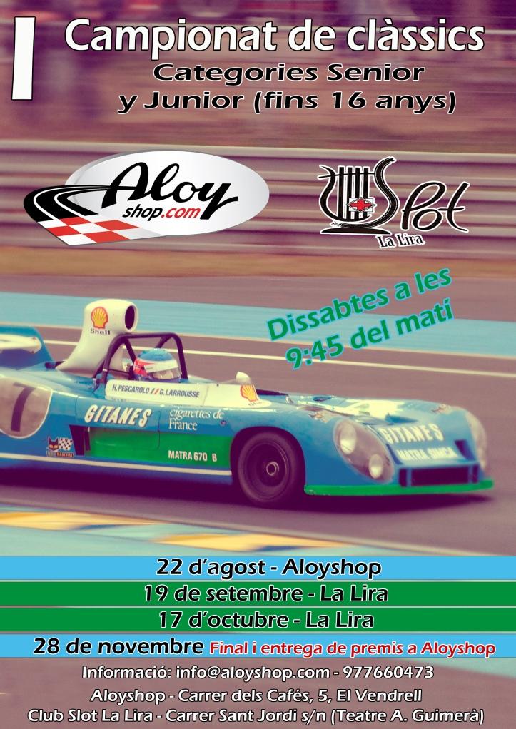 Campionat Classics 2015-Hora