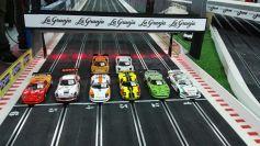 Els cotxes de la primera màniga