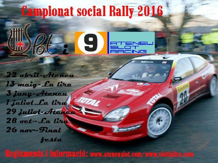 Campionat Social Ateneu - La Lira 2016