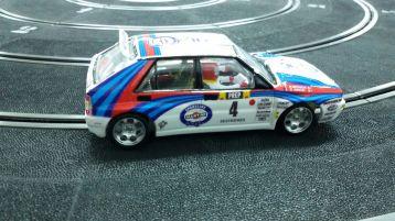 Lancia Delta Integrale Scalextric