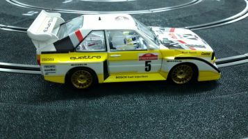 Audi Quattro S1 Superslot