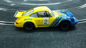 porsche 911 Scalextric