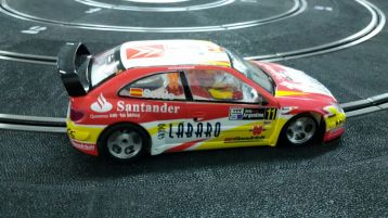 Citroen Xsara WRC Scalextric