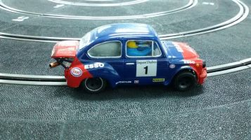 Fiat Abarth 1000 TC Reprotec
