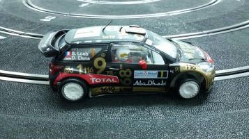 Citroen DS3 WRC Scalextric